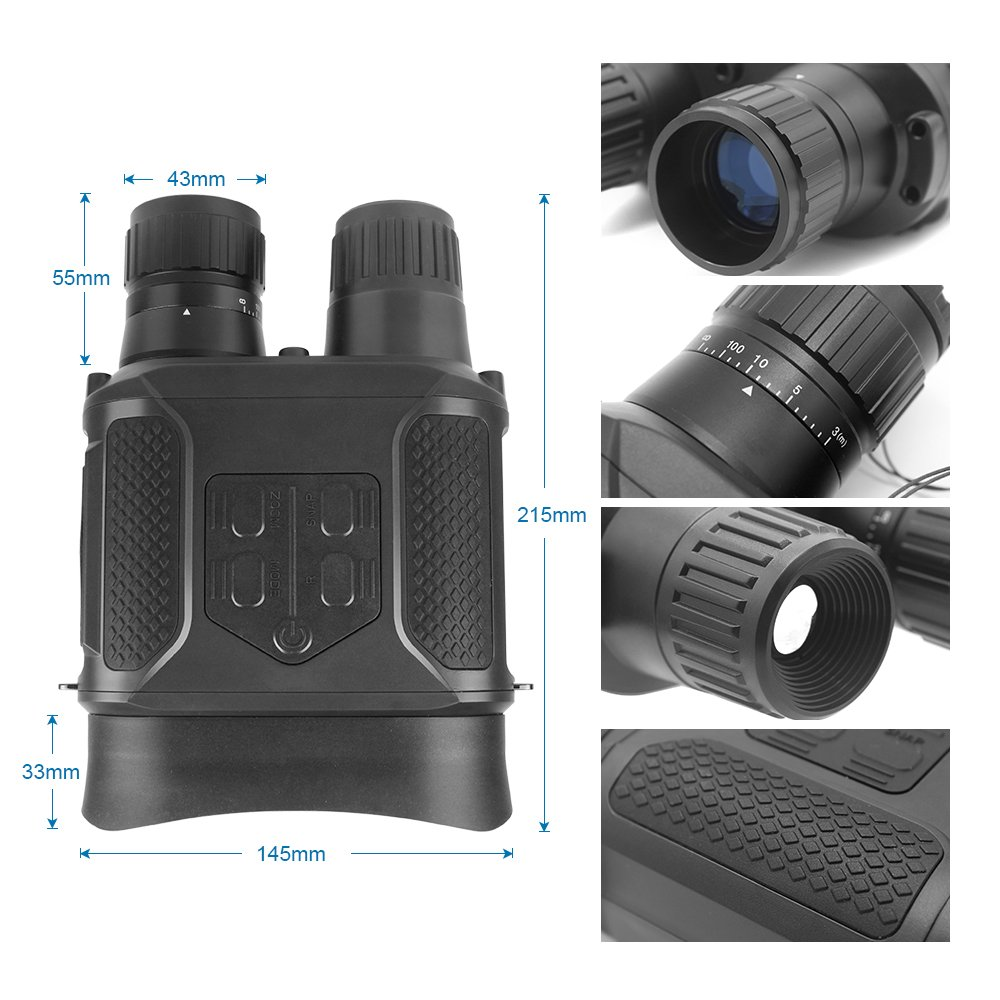 NV400B Digital Night Vision Binoculars pic-1