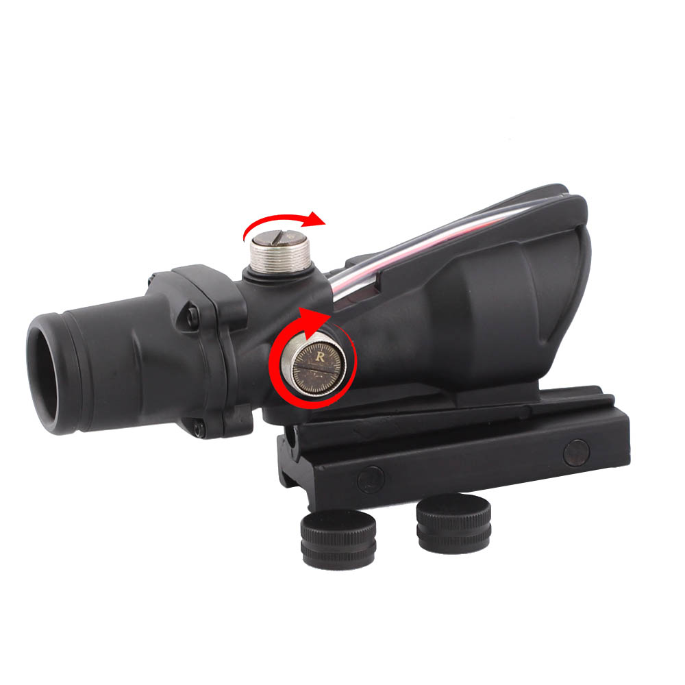 Spina Hunting Rifle scope 3