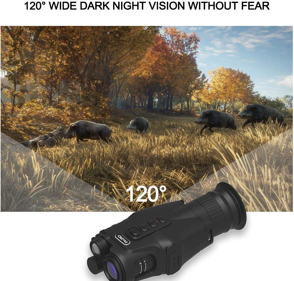 PARD NV019 Night Vision Monocular 2