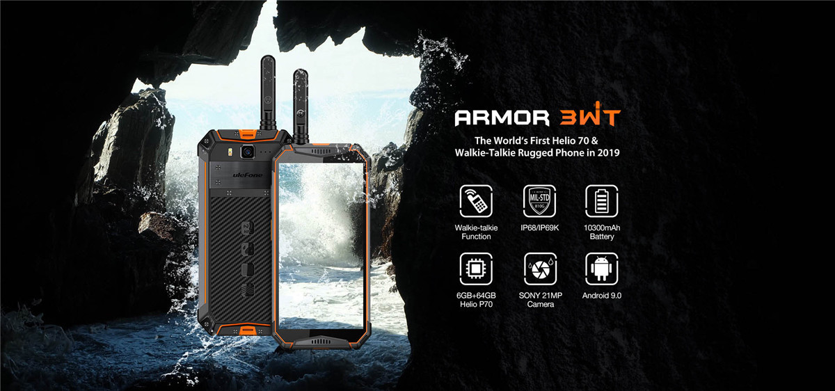 Ulefone Armor 3WT Rugged phone-4