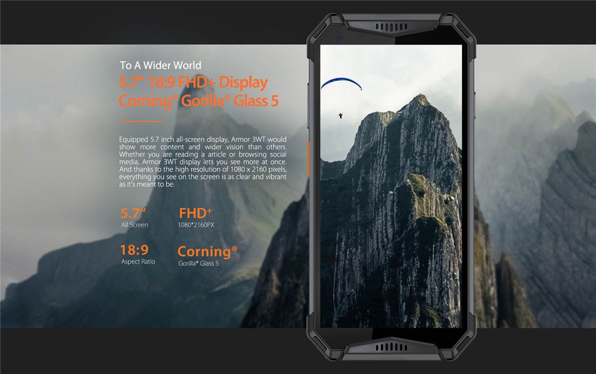 Ulefone Armor 3WT Rugged phone-3