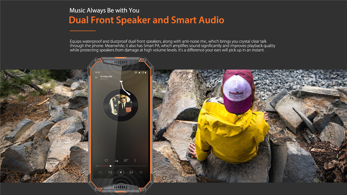 Ulefone Armor 3WT Rugged phone-2