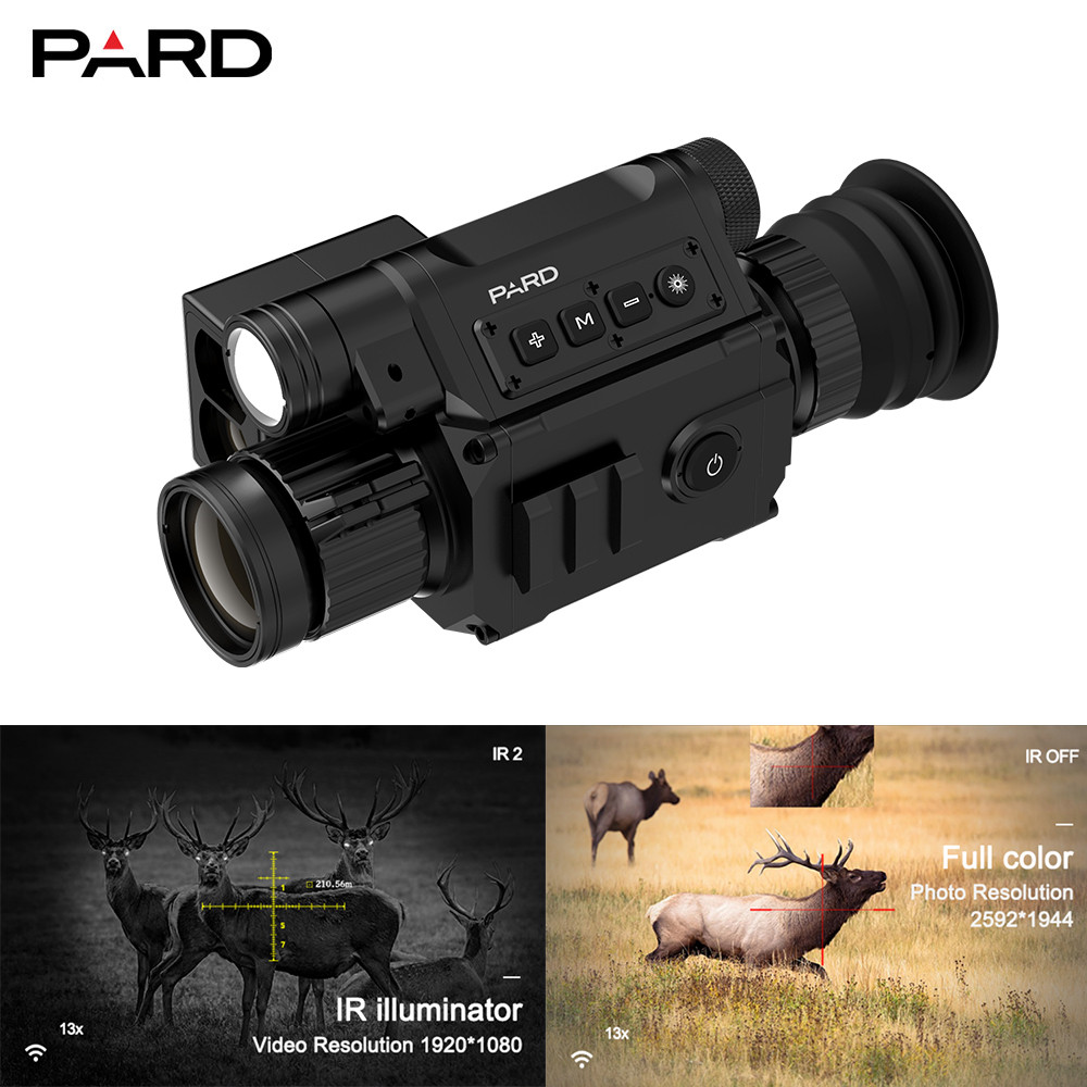 PARD NV008LRF Plus